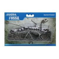 "Marina Decorative Fossils,  Stegosaurus, 7.4"" x 5.1"" x 2.4"""