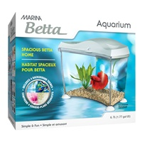 Marina Betta Aquarium - 6.7 L (1.77 Us gal)