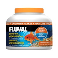 Fluval Goldfish Flakes, 20 g (0.70 oz)