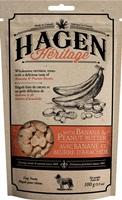 Hagen Heritage - Banana & Peanut Butter - 100 g (3.5 oz)