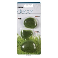 Fluval Decor - Moss Stones - Small