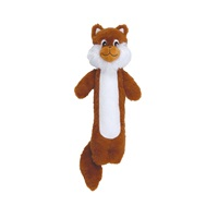 Dogit Stuffies Dog Toy - Forest Stick Friend - Chipmunk - 39 cm (15.5 in)
