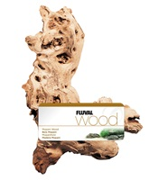 Fluval Mopani Driftwood - Medium - 20 x 35 cm (7.8 X 13.8 in)