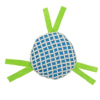 Catit Dental Chew Toy - Disk Shape