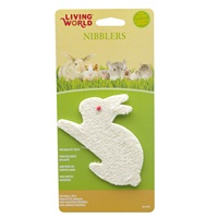 Living World Nibblers Loofah - Rabbit
