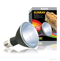 Sunray Metal Halide Bulb - 50W