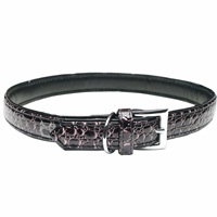 Dogit Style Faux Leather Dog Collar-Ibiza, Brown, Small