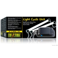 Exo Terra Light Cycle Unit T8/T10  2 x 20W