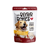 Zeus Better Bones - BBQ Chicken Flavor - 4 pack