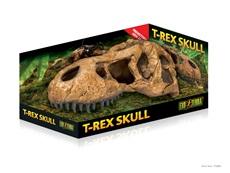 Exo Terra T-Rex Skull Fossil Hide Out