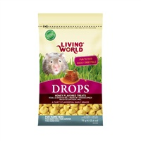 Living World Hamster Treat Honey Flavour,75 g (2.6 oz)