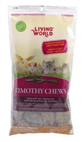 Living World Timothy Chews, 454 g (16 oz)