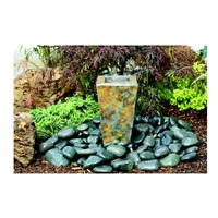 "Laguna Slate Fountain, 16"" x 9"""
