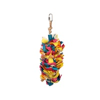 HARI Rustic Treasures Bird Toy Silk Cascade - Medium