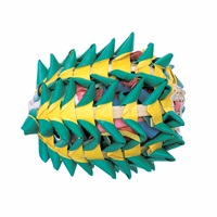Cat Love Terra Toys Catnip Cat Toy - Spiked Ball