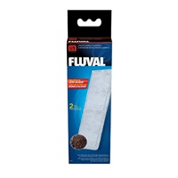 Fluval U3 Filter Media - Poly/Clearmax Cartridge, 2-pack