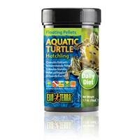 Exo Terra Aquatic Turtle Hatchling Floating Pellets - 1.7oz, 50g