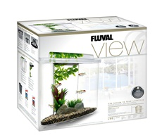 Fluval View Aquarium, 3.96 gallons