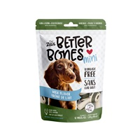 Zeus Better Bones - Milk Flavor - Mini Bones - 12 pack