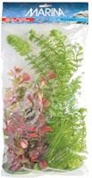 Marina Aquascaper Plastic Plants Variety Pack