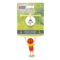 Living World Circus Toy, Trapeze, Red