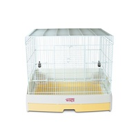 "Living World Sol Bird Cage - 62 x 50.5 x 54 cm (24.4 x 19.9 x 21.3"")"