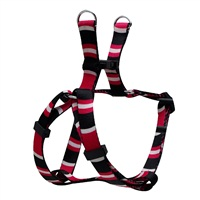 Dogit Style Adjustable Step In Dog Harness, Cobra, Pink, XX-Small