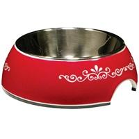 Catit Style  2-in-1 Cat Dish, Urban (160ml / 5.4 fl oz)
