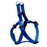 Dogit Style Adjustable Step In Dog Harness, Blue, XX-Small