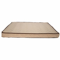 "Dogit Dreamwell Interweave Orthopedic Bed - Beige - 97 x 61 x 8 cm (38"" x 29"" x 3"")"