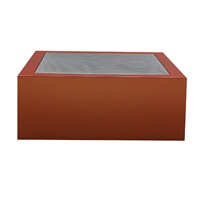 Fluval Edge replacement hood with screen, Burnt Orange