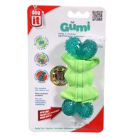 Dogit Design Gumi Dental Dog Toy-360 Clean, Small