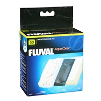 Fuval/Aquaclear 50 Filter Media Maintenance Kit