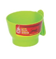 Dogit Dog H20 Portable Drinking Cup, Green