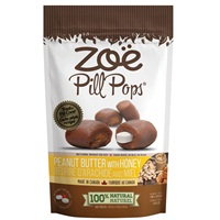 Zoe Pill Pops - Peanut Butter with Honey - 150 g (3.5 oz)