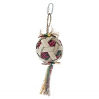 HARI Rustic Treasures Bird Toy Foraging Satellite - Small