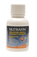 Nutrafin Goldfish Bowl Conditioner - Tap Water Conditioner for Goldfish - 60 mL (2 fl oz)