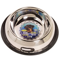 Dogit Stainless Steel Non Spill Dog Dish, Extra Large,1.9L (64 fl oz)
