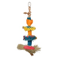 HARI Rustic Treasures Bird Toy Three Delights - Large