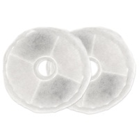 Catit Senses 2.0 Water Softening Filter - Set of 2