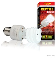Reptile UVB200 High Output UVB Bulb - 13W