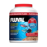 Fluval Colour Enhancing Fish Flakes, 35 g (1.23 oz)
