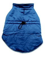 Dogit Fall/Winter 2010 Dog Clothing Collection - Winter Vest, Blue, Large