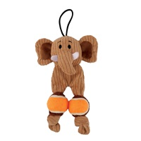 Zeus Mojo Naturals Mini Tennis Totz - Elephant & Giraffe - Assorted - 19 cm (7.5 in)