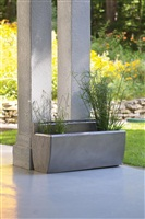 "Laguna Patio Pond, 91.5 x 36 x 46 cm (36"" x 14"" x 18"")"