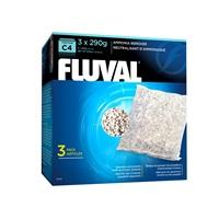 Fluval C4 Ammonia Remover, 3-pack