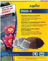 Laguna Phos-X Phosphate Remover - Treats up to 20 000 L (5283 US gal.)