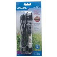 "Marina Submersible Aquarium Heater - Mini 50 W - 15 cm (6"")"