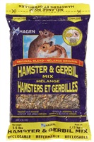 Hagen Hamster and Gerbil Staple VME Diet  1.13 g (2.5 lb)