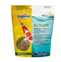 Laguna All Season Goldfish & Koi Floating Food - 2 kg (4.4 lb)
